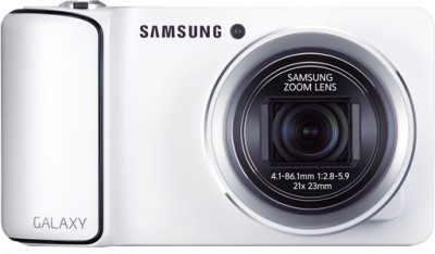 Buy Samsung GC100 Galaxy Point & Shoot: Camera