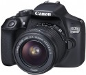 Canon DSLR EOS 1300D Body With 18-55 Lens DSLR Camera (Black)
