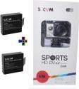 Sjcam Sj Sjcam Sj 5000 Wifi Silver _3 Sjcam 5000 Wifi 0003 Sports & Action Camera (Silver)