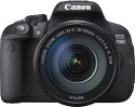 Canon EOS 700D SLR - Black, With  18 - 135 Mm Kit