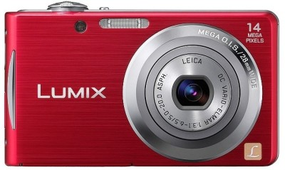 Buy Panasonic Lumix DMC-FH2 Point & Shoot: Camera