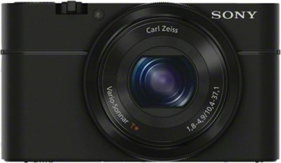 Sony DSC RX100 Point & Shoot Camera available at Flipkart for Rs.27399