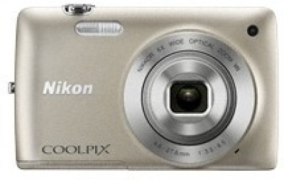 Save Rs 2451 on Nikon Coolpix S4400 Point & Shoot from Flipkart