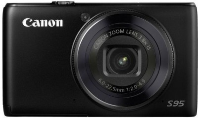 Buy Canon PowerShot S95 Point & Shoot Camera: Camera