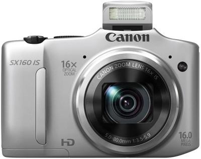 Canon Digital Camera PowerShot SX160 @Rs.6,474/- Ebay [Lowest Online]