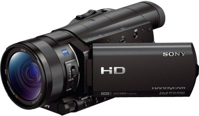 Sony HDR CX900E 1 inch Sensor Full HD Camcorder Black available at Flipkart for Rs.99990