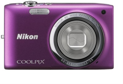 Buy Nikon Coolpix S2700 Point & Shoot: Camera