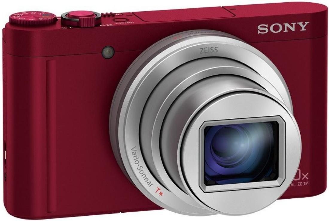 Sony Cyber-shot DSC-WX500 Camera