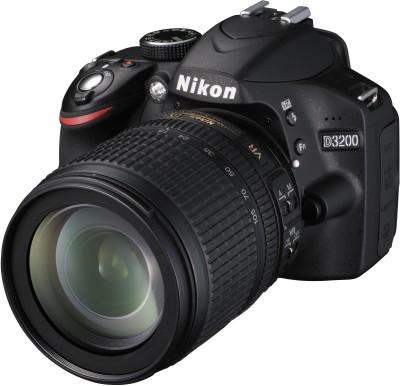 Nikon D3200 (with AF-S 18-105mm VR Kit Lens) DSLR