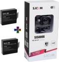 Sjcam Sj SJCAMSJ5000XWIFIBLACK+2Battery SJCAMSJ5000WIFIBLACK_2Battery Sports & Action Camera (Black)