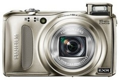 Fujifilm F660EXR Gold available at Flipkart for Rs.14199