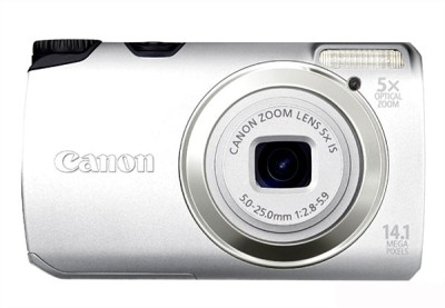 Buy Canon PowerShot A 3200 IS Point & Shoot Camera: Camera