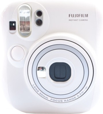 Fujifilm Instax mini 25 Instant Camera available at Flipkart for Rs.6499