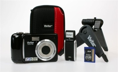 Buy Vivitar F 332 kit Point & Shoot: Camera