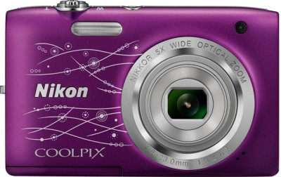 Nikon Coolpix S2800 Digital Camera