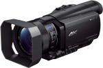 Sony FDR AX100E 1 inch Sensor Digital 4K Ultra HD Camcorder