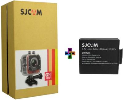 Sjcam SJCAMM10PLUSWIFIBLACK+1Battery
