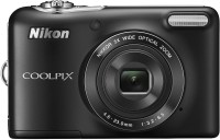 Nikon Coolpix L30 Point & Shoot Camera