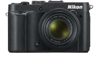 Nikon Coolpix P7700 Point & Shoot Camera available at Flipkart for Rs.23204