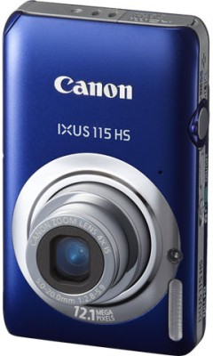 Buy Canon IXUS 115 HS Point & Shoot: Camera