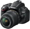 Nikon D5100 DSLR Camera: Camera
