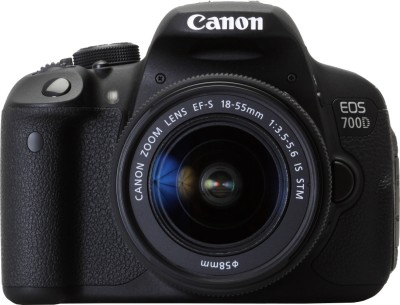 Canon EOS 700D Kit (EF S18-55 IS) DSLR