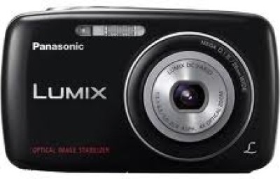 Buy Panasonic Lumix DMC-S1 Point & Shoot Camera: Camera