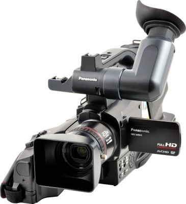 Panasonic HDC MDH 1 Video Camera Camera Black available at Flipkart for Rs.62500