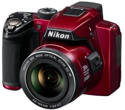 Buy Nikon Coolpix P500 Point & Shoot: Camera