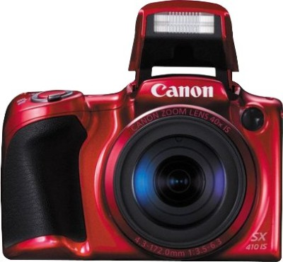 Canon SX410 IS Digital Camera