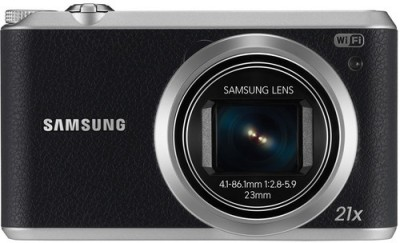 View Samsung WB WB350F Point & Shoot Camera Price Online(Samsung)