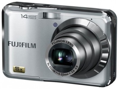 Fujifilm FinePix AX250 Silver available at Flipkart for Rs.8499