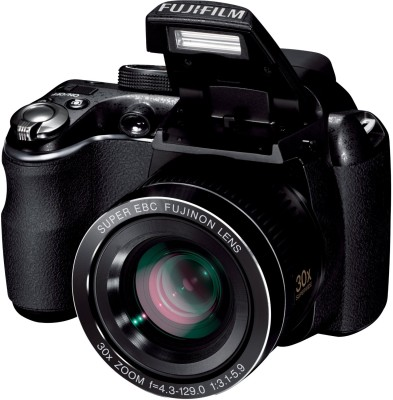 Buy Fujifilm FinePix S4000 Point & Shoot Camera: Camera