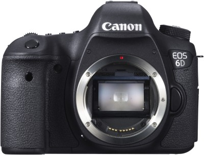 Canon EOS 6D (Body Only) DSLR