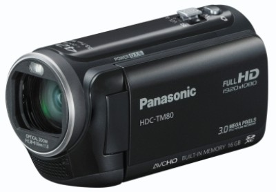 Buy Panasonic HDC-TM80 Camcorder Camera: Camera
