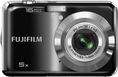 Fujifilm AX550 Point & Shoot Camera Black available at Flipkart for Rs.4999