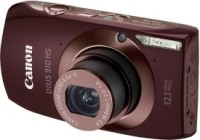 Canon IXUS 310 HS Point & Shoot (Brown)