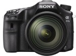 Sony ILCA 77M2Q DSLR Camera with SAL1650 Lens