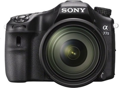 Sony ILCA-77M2Q DSLR with SAL1650 Lens