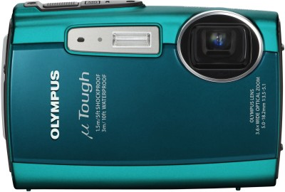 Buy Olympus ? TOUGH-3000 Point & Shoot: Camera