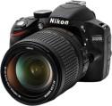 Nikon D3200 (Body With AF-S 18-140 Mm VR Kit Lens) DSLR Camera (Black)