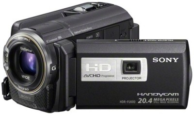Buy Sony HDR-PJ600 Camcorder Camera: Camera