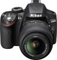 Nikon D3200 DSLR Camera: Camera