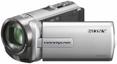 Buy Sony DCR-SX45E Camcorder: Camera
