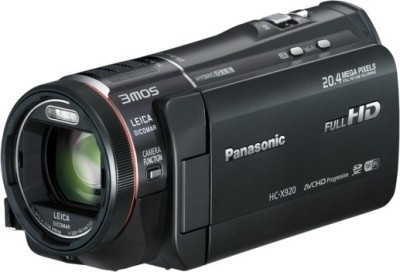 Panasonic HC X920 Camcorder Camera Black available at Flipkart for Rs.75990
