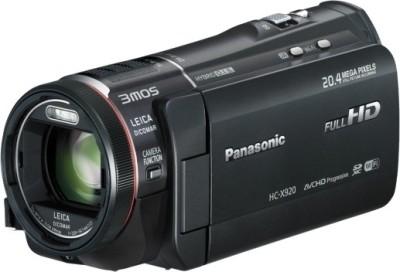 Panasonic HC X920 Camcorder Camera Black available at Flipkart for Rs.76400