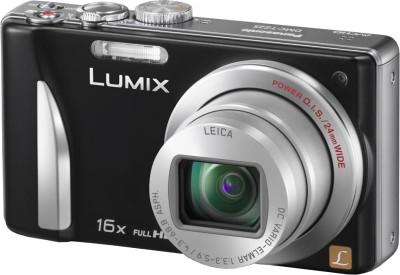 Panasonic Lumix DMC-TZ25 Point & Shoot Camera(Black)