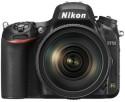 Nikon D750 - Black, Body With 24-120mm VR Lens