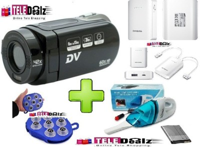 Teledealz Brand HD Video Handy Camera