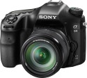 Sony ILCA-68M With (18 - 135 Mm Zoom Lens) DSLR Camera (Black)